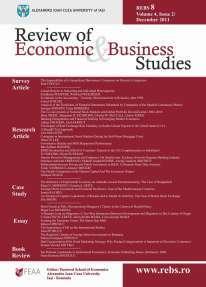 15 REBS, Volume VIII, Issue 1