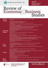 27 REBS, Volume XIV, Issue 1/June 2021